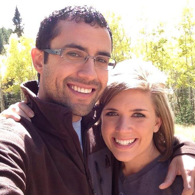 Soon to be Mr. & Mrs. Ruben Trujillo